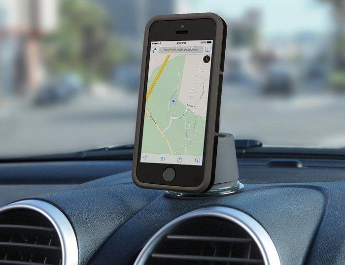 fin de los soportes de móvil para coches