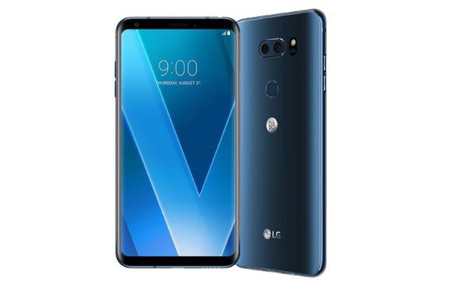 LG V30S Filtrado