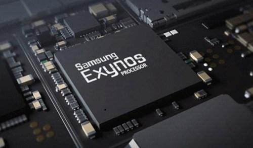 Nuevo procesador de 10 nm de Samsung Exynos 9610.