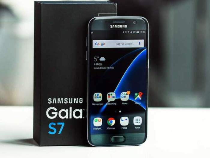 Ssamsung Galaxy S7