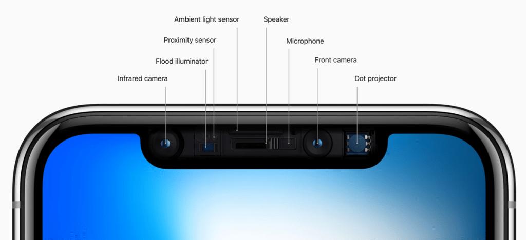sensores_iphone_x