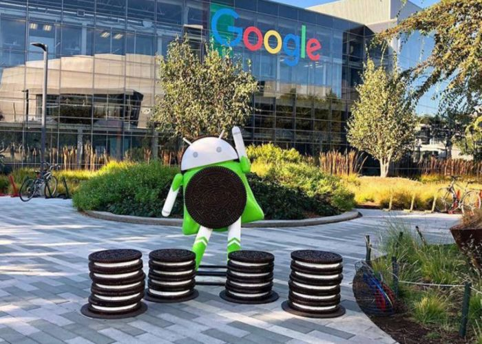 Android Oreo-Android One