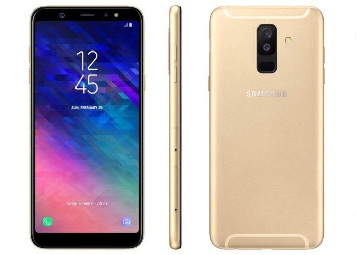 Samsung Galaxy A6 y A6+, características y especificaciones