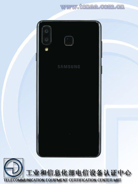 Trasera Samsung Galaxy