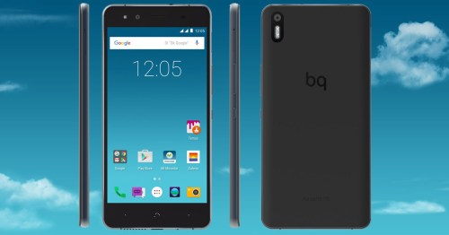 Los móviles BQ llegan de manera oficial a Movistar