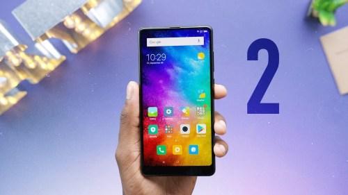 Xiaomi hace una rebaja importante con el Mix 2 en su aniversario