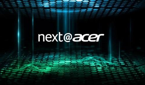 Sigue en directo el evento de Acer