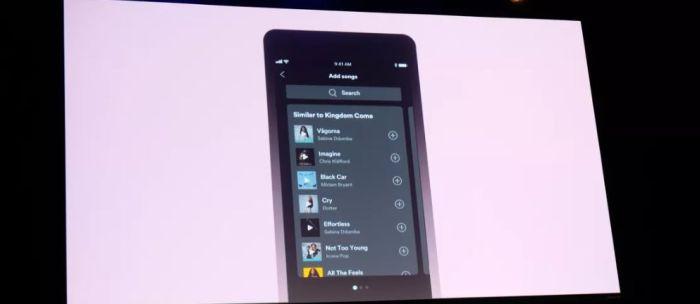 mejoras en la cuenta gratuita de Spotify