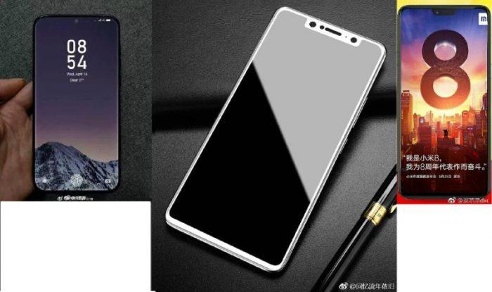 Xiaomi Mi 8- Notch