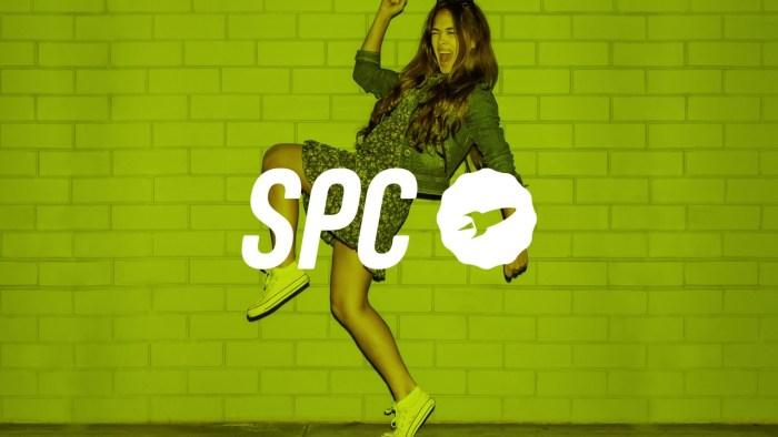 SPC página de inicio
