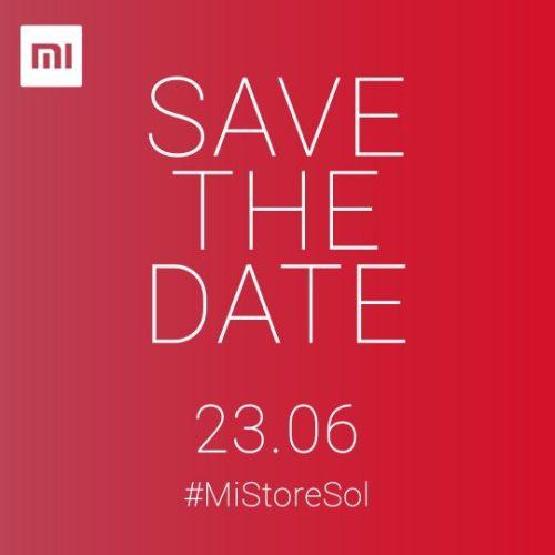 Xiaomi abrirá un Mi Store en la Puerta del Sol de Madrid.