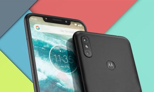 Imágenes reales del Motorola One Power te contamos todo