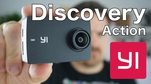 Vlog con la Yi Discovery 4K