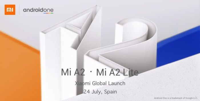 Xiaomi Mi A2 Lite y Mi A2