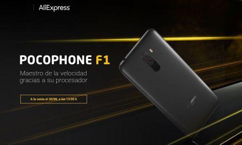 Xiaomi Pocophone F1: gama alta a precio de risa