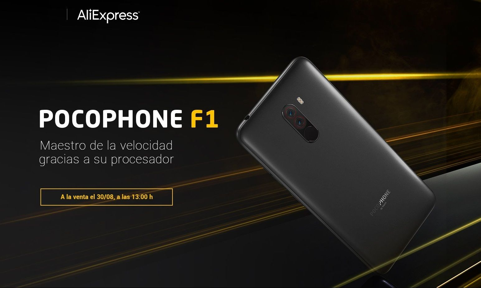 Xiaomi Pocophone F1: gama alta a precio de risa | MARCOS REVIEWS