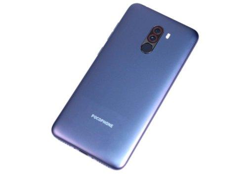 Pocophone F1: imágenes y características filtradas del misterioso terminal de Xiaomi