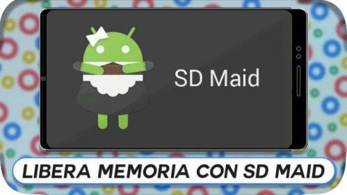 SD Maid: Libera Memoria en tu Android