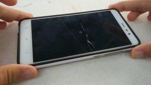 Redmi Note 3 Pro, sin pantalla oleofóbica