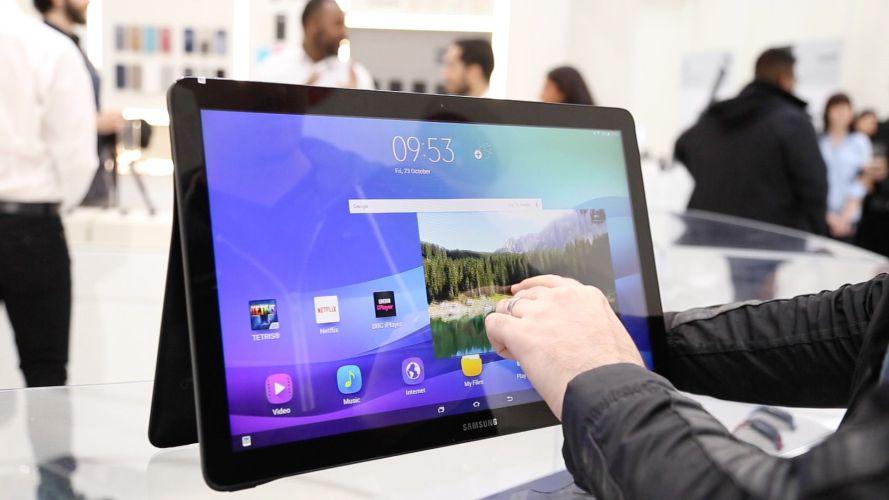 Samsung Galaxy View 2 Nueva Tablet De 17 Pulgadas
