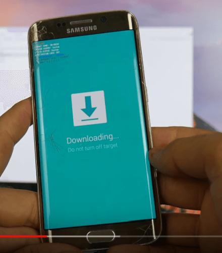 como rootearcualquier terminal Samsung-fastboot
