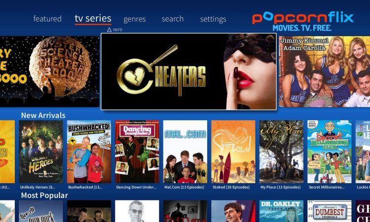 ver películas gratis-PopcornFlix