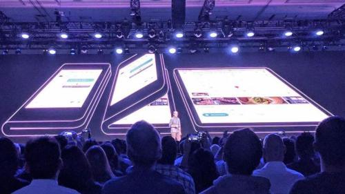 Smartphones plegables de Samsung, Galaxy X