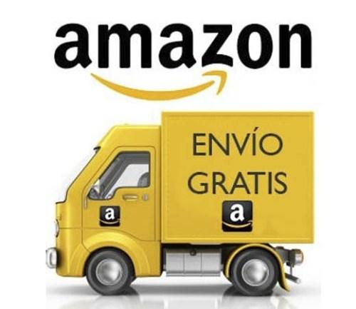 Amazon nos regala los gastos de envíos