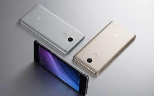 Xiaomi Redmi 4 y 4A empiezan a recibir la nueva versión de MIUI