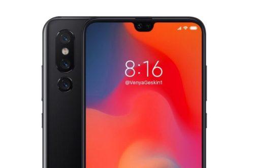 Xiaomi Mi 9, primeras filtraciones