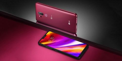LG G7 ThinQ tendrá su ración de Android Pie muy pronto
