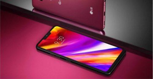 LG G8 ThinQ podría ser presentado con Air-Gesture en el MWC 2019