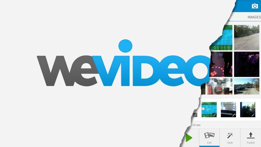 apps de video para tu smartphone-WeVideo