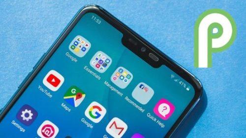 LG publica fechas de actualización a Android Pie para sus dispositivos