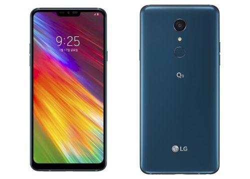Nuevo LG Q9: Snapdragon 821, protección IP68 y pantalla con HDR10