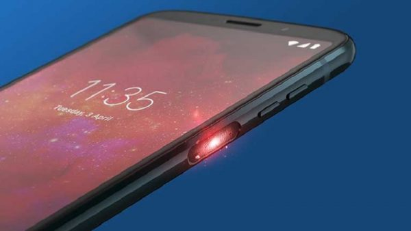 Moto Z3 Play sensor huellas dactilares Moto Z4 Play