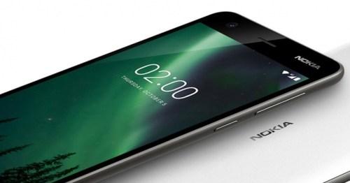 Nokia 2.1 estaría recibiendo Android Pie en estos momentos