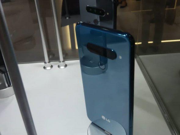 LG G8 ThinQ control por gestos
