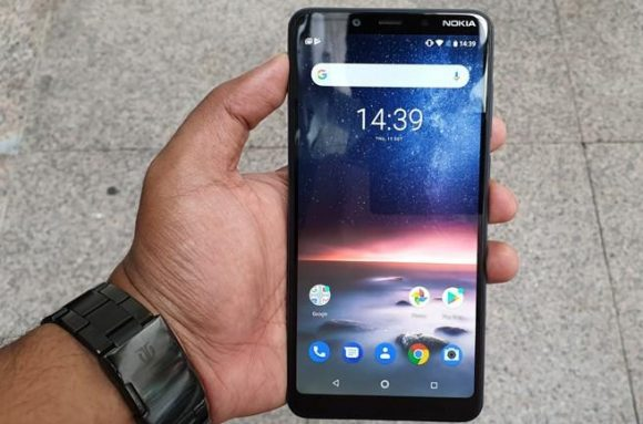 Nokia 3.1 Plus Android 9 Pie