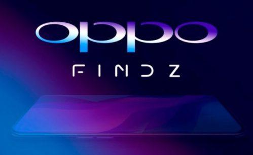 Oppo Find Z será el nombre del nuevo smartphone de gama alta