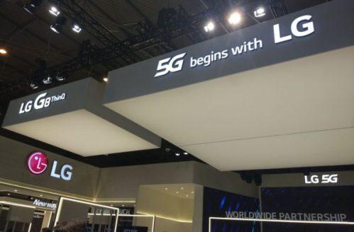 LG G8 ThinQ y LG V50 ThinQ 5G presentados oficialmente
