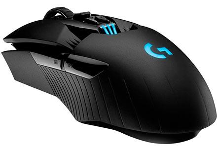 raton gaming-Logitech G903