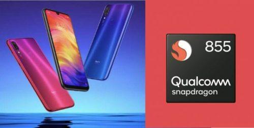 Redmi prepara su primer móvil con procesador Snapdragon 855