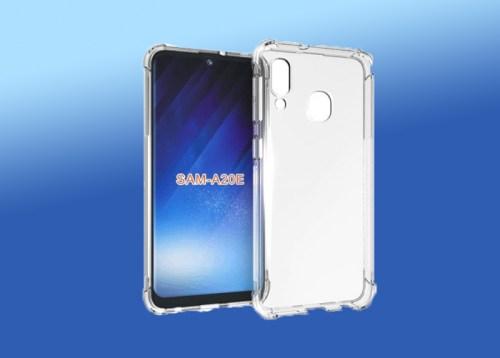 Samsung Galaxy A20e se deja ver a días de su presentación