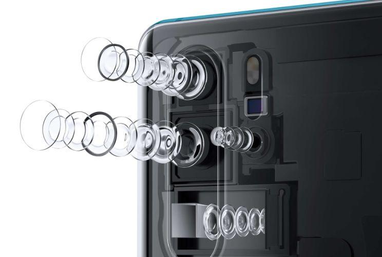 Huawei P30 Pro-camaras