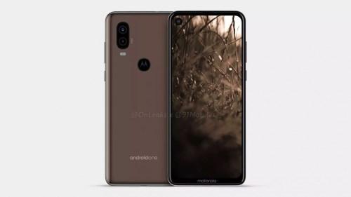 Motorola One Visión