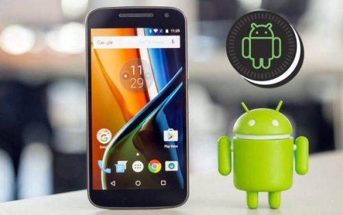 El Motorola Moto G4 ya comienza a recibir Android 8.1 Oreo