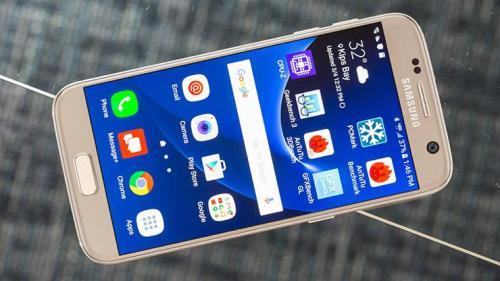 Samsung Galaxy S7 podría tener su ración de Android Pie
