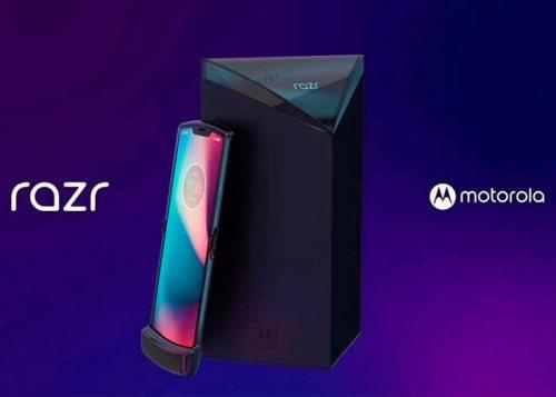 Motorola RAZR estaría listo para finales de este mismo año
