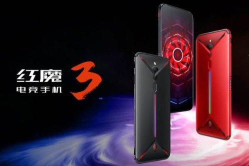 Nubia Red Magic 3 presentado con grandes especificaciones técnicas